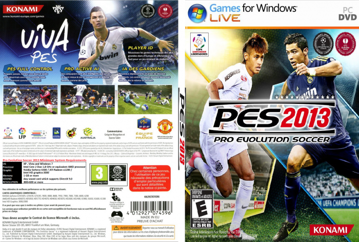 game pes 2013 full version