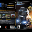Euro Truck Simulator 2 Box Art Cover