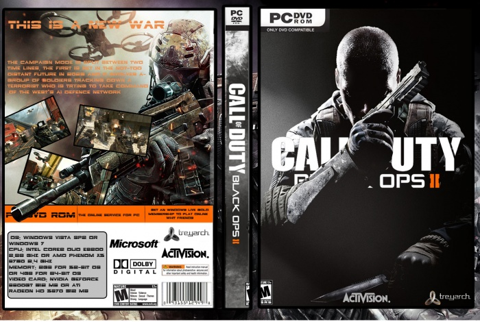 Call Duty Black Ops 2 Pc