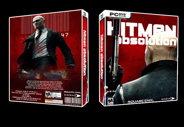 Hitman Absolution Fuse Box : Hitman absolution pc box art cover by mehrdadjoon