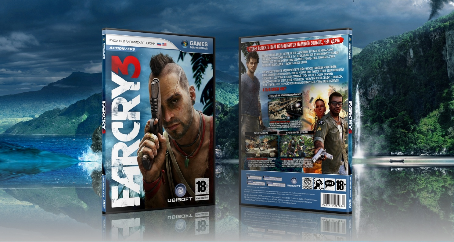 Far cry 3 nacktszene erotic photo