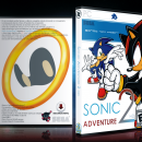 Sonic Adventure 2 Cover Box Box Art Cover