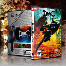 DCM Devil May Cry Cover Box Box Art Cover