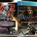 Assassin's Creed 3 The Tyranny Of King Washin Box Art Cover