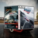 NEED FOR SPEED RIVALS- Box Art Cover