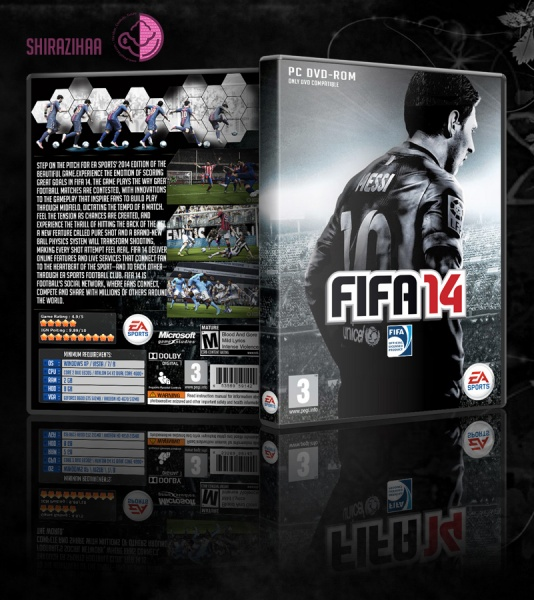 FIFA 14 - Patch FR, Traduction FR, Patch