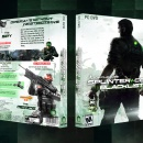 Splinter Cell Blacklist Box Art Cover
