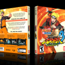 Naruto Shippuden: Ultimate Ninja Storm 3 Box Art Cover