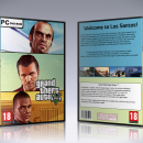 Grand Theft Auto: V Box Art Cover