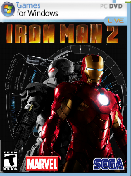 скачать игру Iron Man 2 на Pc через торрент - фото 10