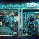 Metal Gear Rising Revengeance Box Art Cover