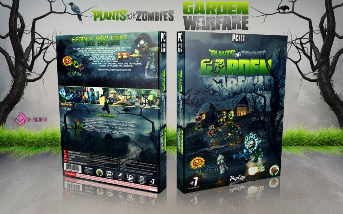 plants vs zombies pc