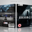Batman Arkham City Game of the Year Box Art Cover
