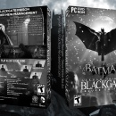 Batman: Arkham Origins BlackGate Box Art Cover