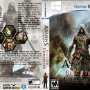 Assassin's Creed IV Freedom Cry Box Art Cover