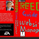 Reed's Guide to Website Management Box Art Cover