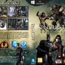 Injustice Gods Among Us Box Art Cover