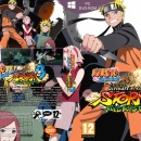 Naruto Shippuden Ultimate Ninja Storm 3 Full Box Art Cover