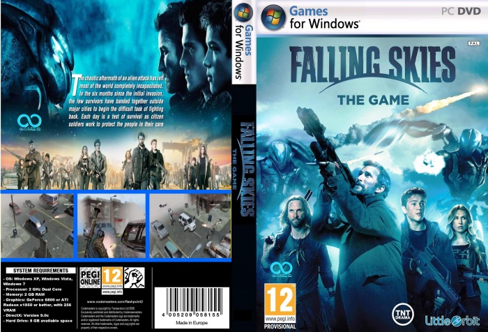 falling skies download