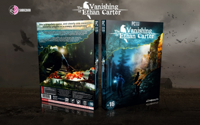 The Vanishing Of Ethan Carter box art cover