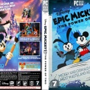 Epic Mickey 2: The Power of Two Box Art Cover