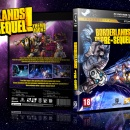 Borderlands The Pre Sequel! Box Art Cover