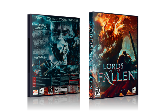 Lords of the Fallen box art cover