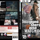 Grand Theft Auto Sleeping Dogs Box Art Cover