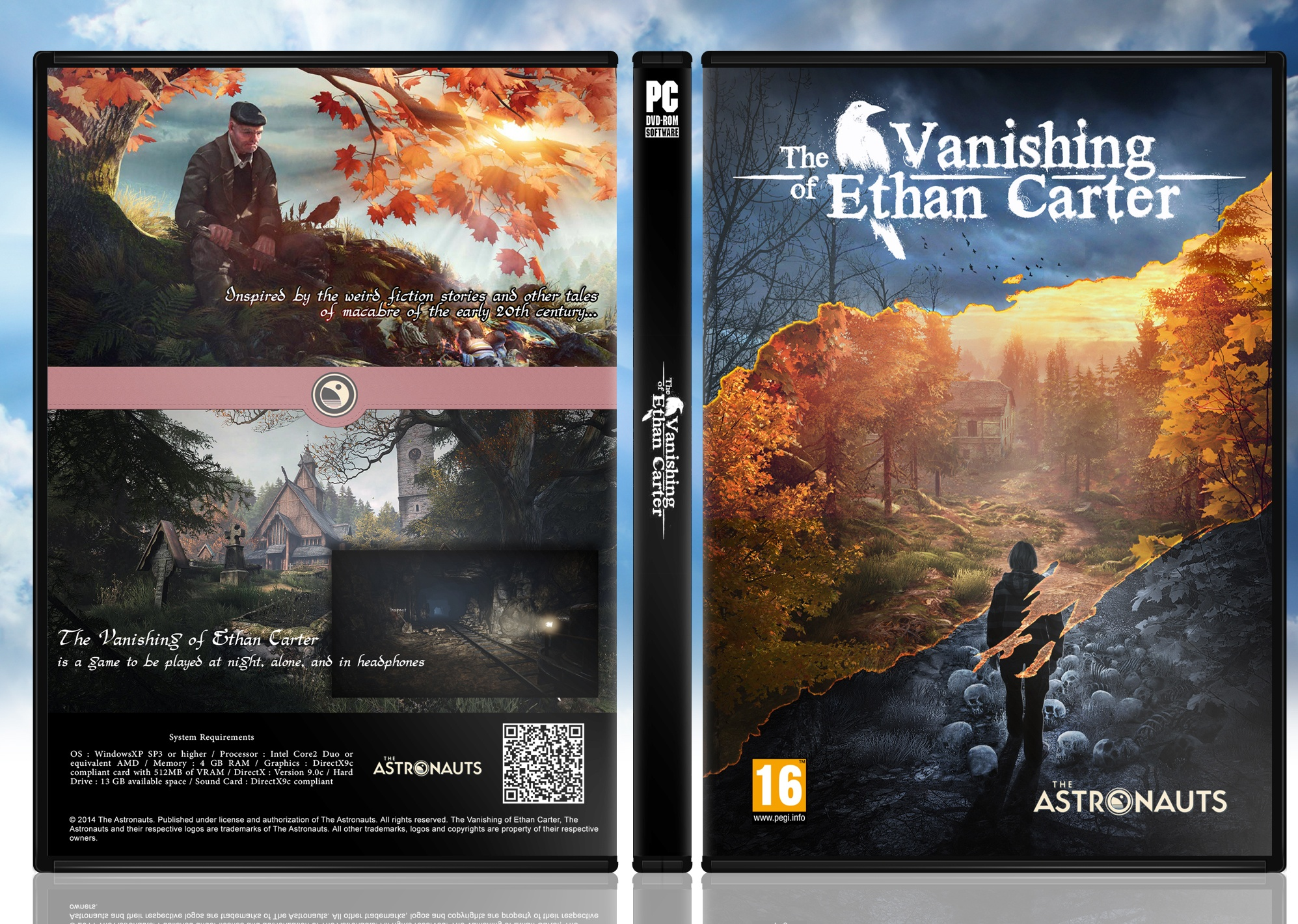 the vanishing of ethan carter box cover