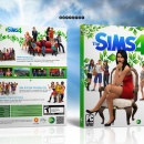 The sims 4: Digital deluxe edition Box Art Cover