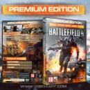 Battlefield 4 Premium Edition Box Art Cover