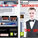 Dalekbuster523: The Game Box Art Cover