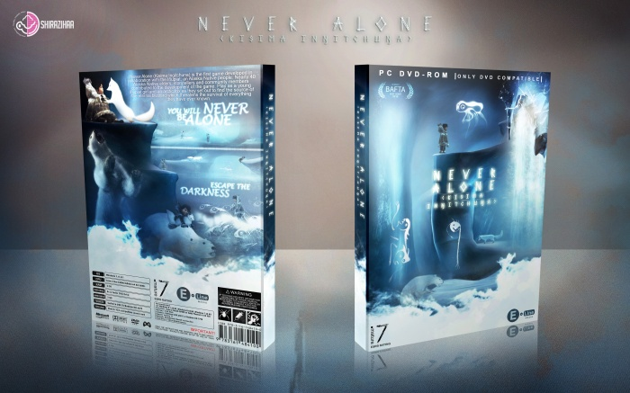 Never Alone box art cover