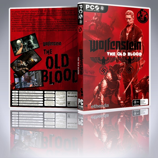 Скачать Игру Wolfenstein The Old Blood На Пк - фото 11