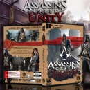 Assassin`s Creed Unity Box Art Cover