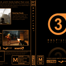 Half - Life 3 Box Art Cover