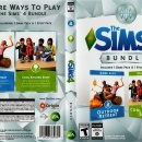 The Sims 4 Bundle Box Art Cover