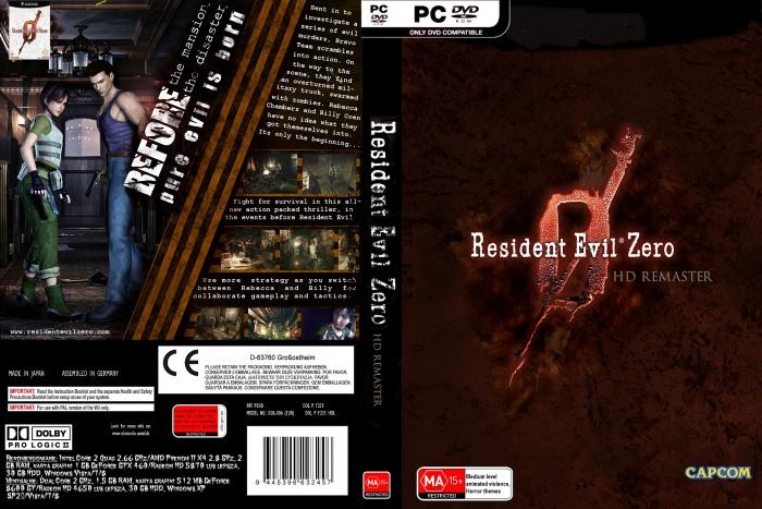 Скачать игру resident evil zero через торрент на pc на русском
