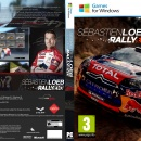 Sebastien Loeb Rally Evo Box Art Cover