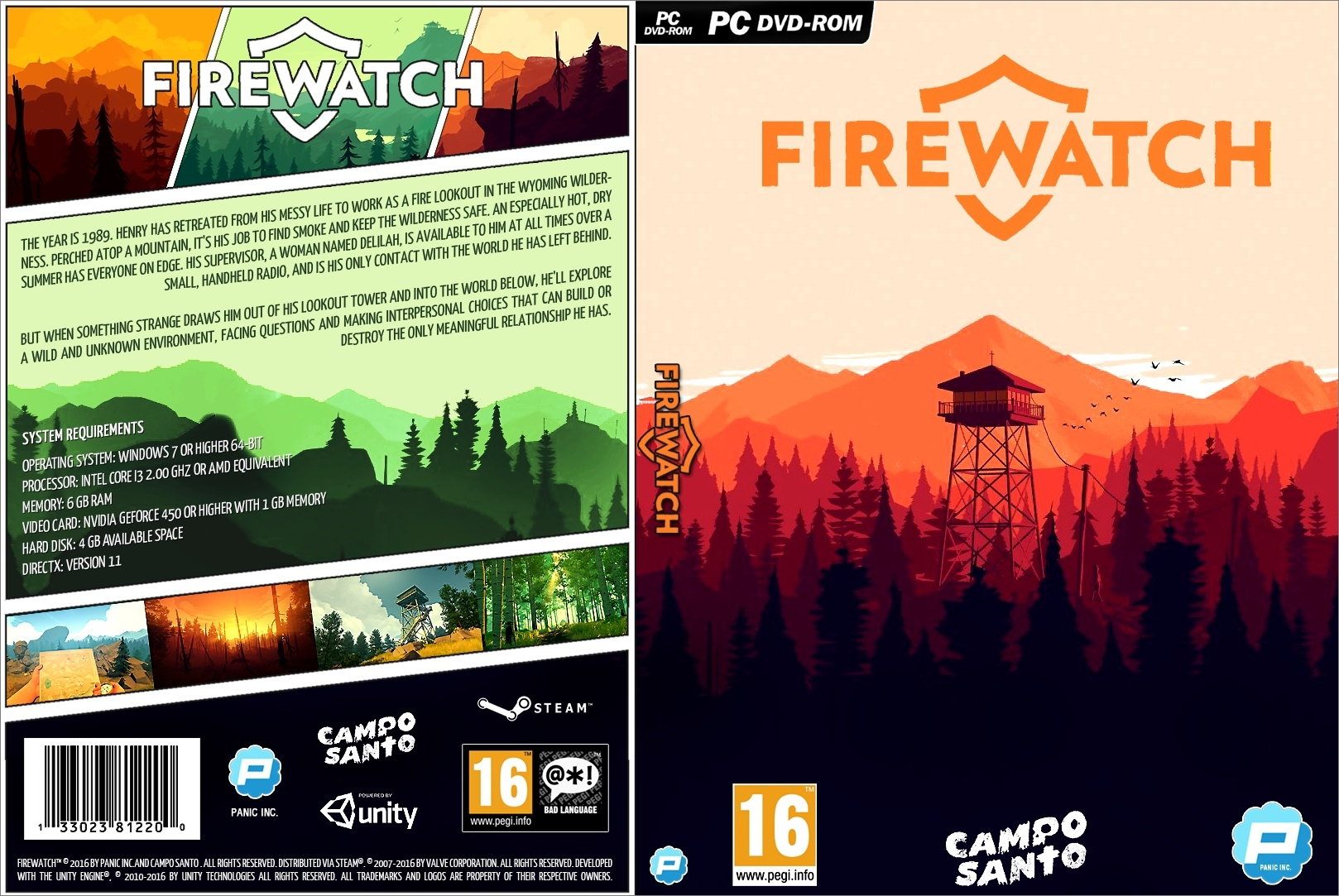 video view building relationship firewatch