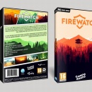 Firewatch Box Art Cover