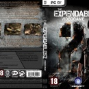 The Expendables 2 Box Art Cover