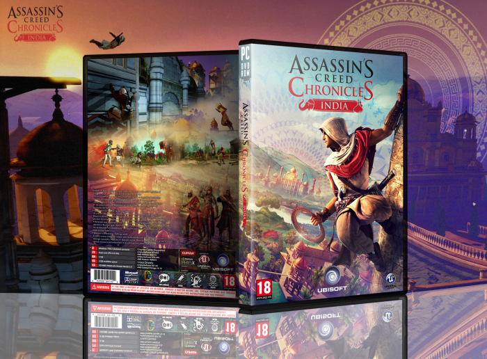 Assassin S Creed Chronicles India Pc Box Art Cover By Digitalburger