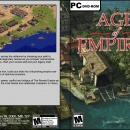 Age of Empires & Rise of Rome Box Art Cover