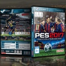 Pro Evolution Soccer 2017 Box Art Cover