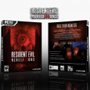 Resident Evil: Revelations III Box Art Cover