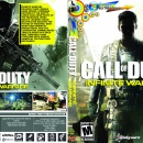 Call of Duty Infinite Warfare Box Art Cover
