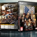 attack on titan wings of freedom Box Art Cover