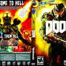 Doom 2016 Box Art Cover