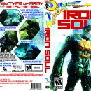Iron Soul Box Art Cover
